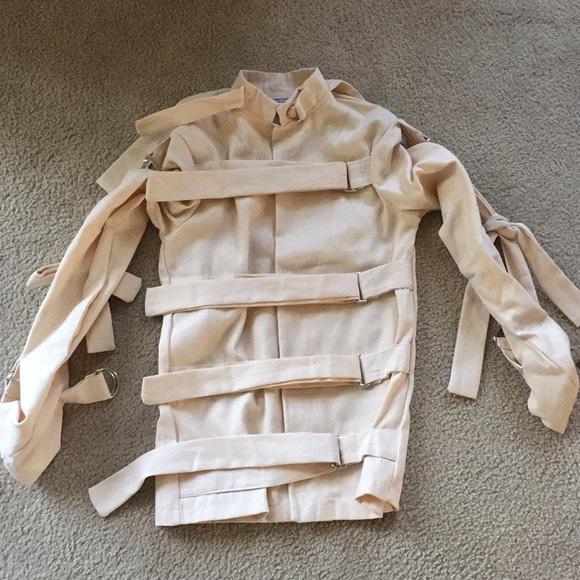 New halloween costumeStraight Jacket XS